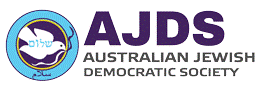 Logo of the Australian Jewish Democratic Society