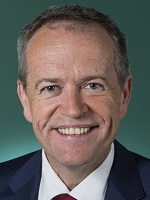 photo of Bill Shorten MP