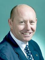 photo of Eric Hutchinson MP