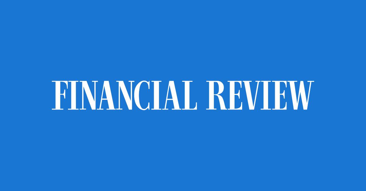 The Australian Financial Review Logo