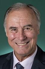 photo of John Alexander MP