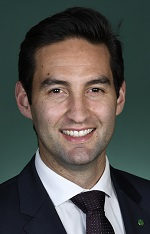 photo of Josh Burns MP