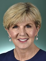 photo of Julie Bishop MP