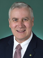 photo of Michael McCormack MP