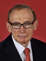 photo of Senator Bob Carr