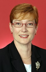 photo of Senator Marise Payne