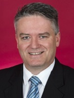 photo of Senator Mathias Cormann