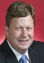 photo of Senator Michael Ronaldson