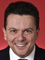 photo of Senator Nick Xenophon