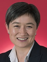photo of Senator Penny Wong