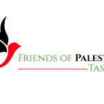 Logo for Tasmanian Friends of Palestine