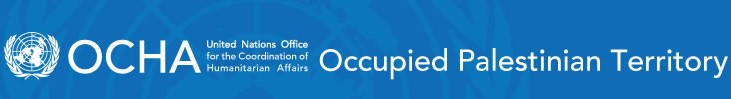 Logo of United Nations Office for Coordination of Humanitarian Affairs